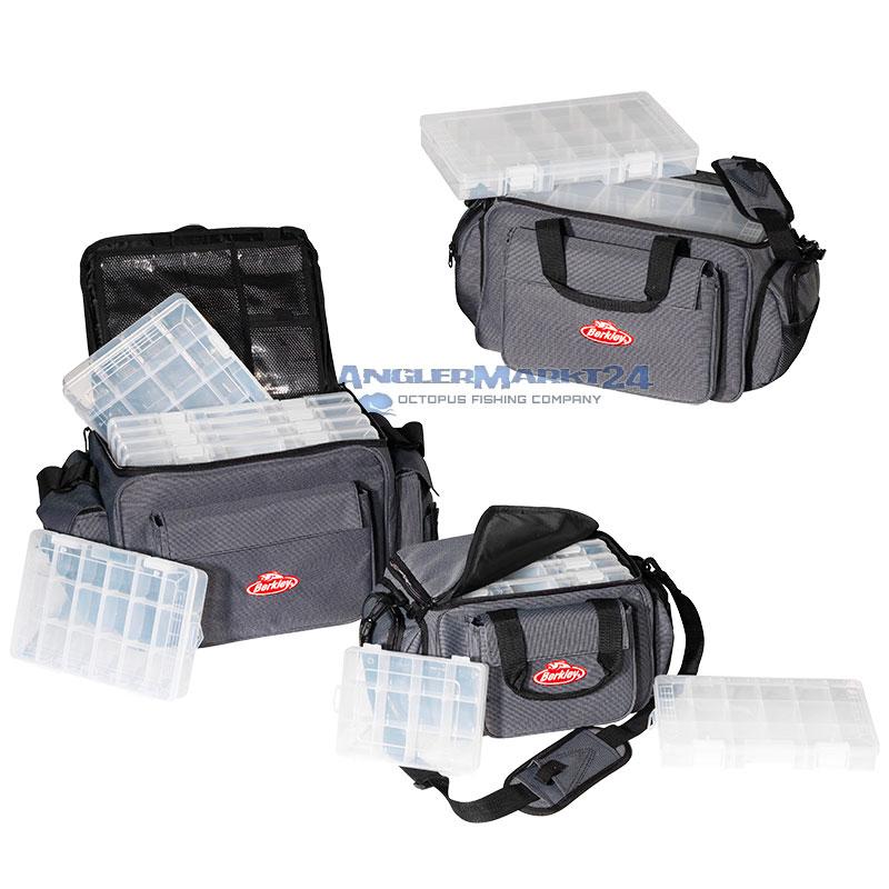 """Berkley """"Ranger Taschen"""" 3 Modelle inkl. Boxen Angeltasche"""