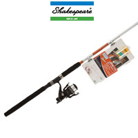 Shakespeare CATCH MORE FISH 2 Forelle Combo