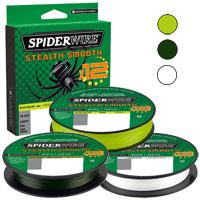 Spiderwire Stealth SMOOTH 12 ab 50m von der Großspule