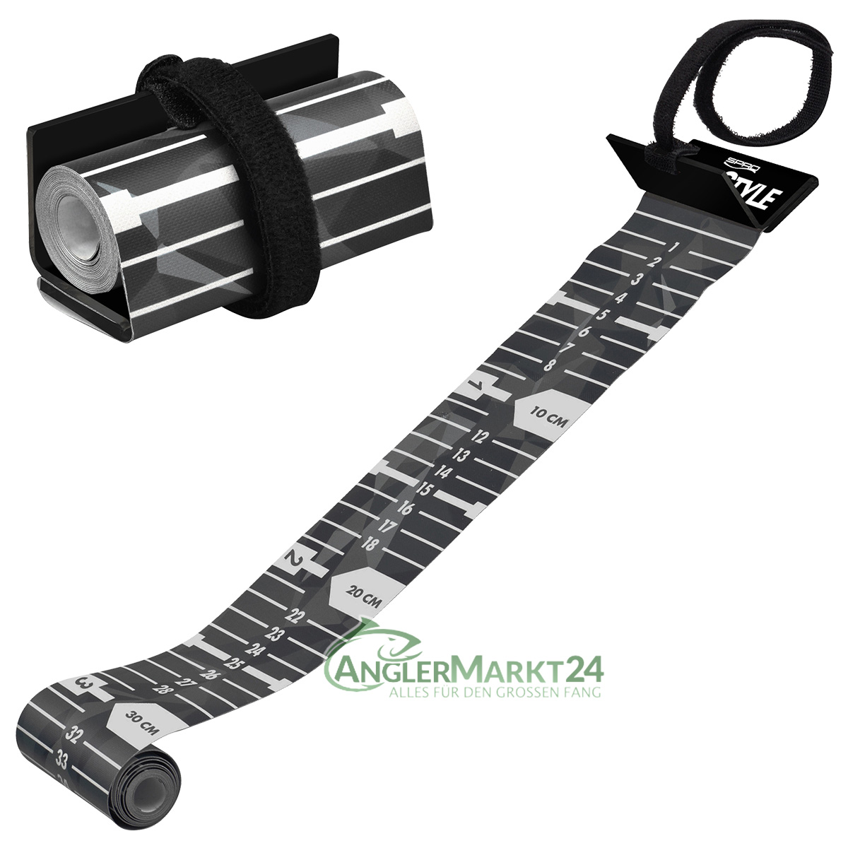 SPRO Freestyle Ruler 120cm - Anschlag-Maßband