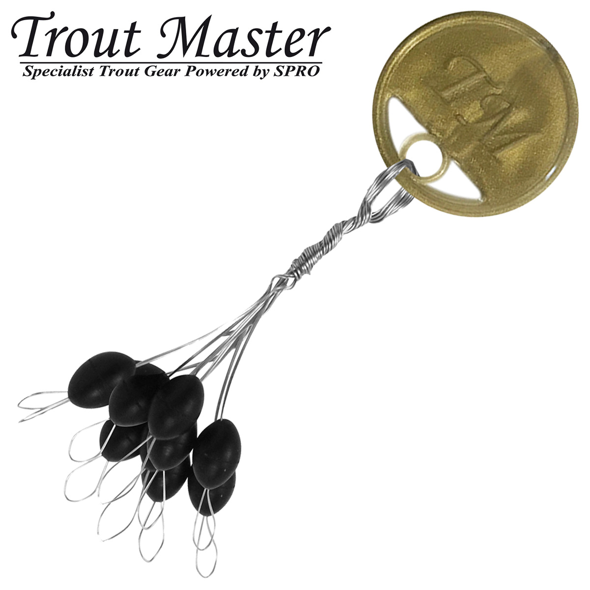 SPRO Trout Master Soft Stopper Olives