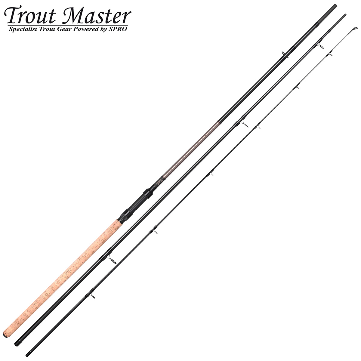 "SPRO Trout Master ""TACTICAL TROUT LAKE"" 3-teilige Forellenrute"