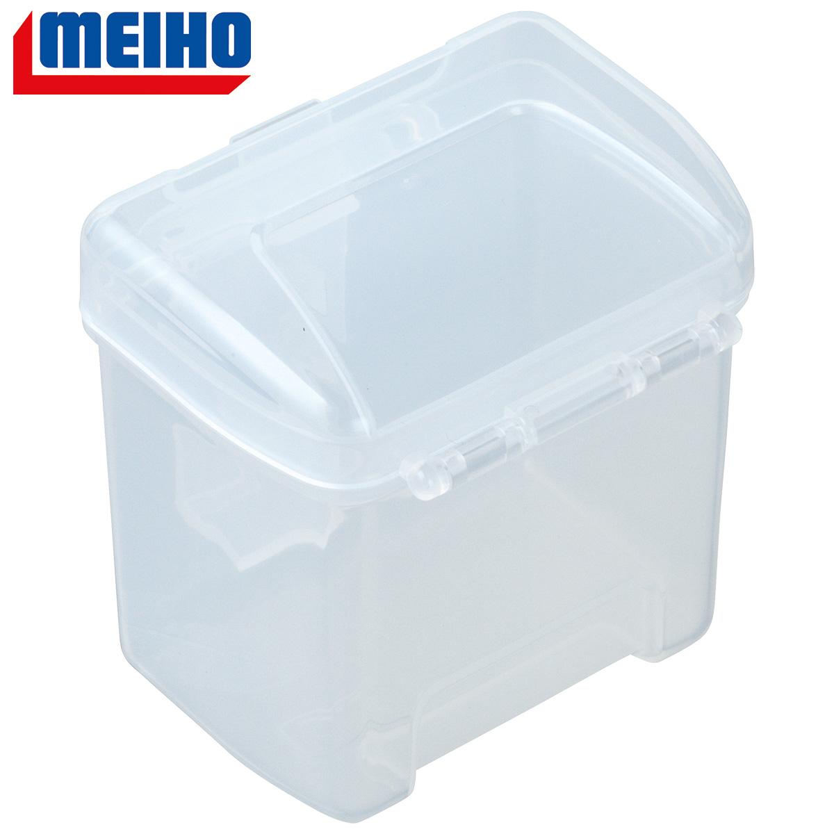 """MEIHO """"BM-100 SIDE BOX"""" seitliche Zusatzbox mit Clip-Verbindung"""