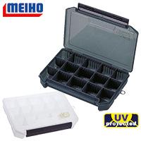 MEIHO Versus VS-3010 ND schwarz-klar oder weiss-klar