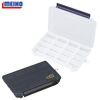 MEIHO Versus VS-3010 NS schwarz-klar oder weiss-klar
