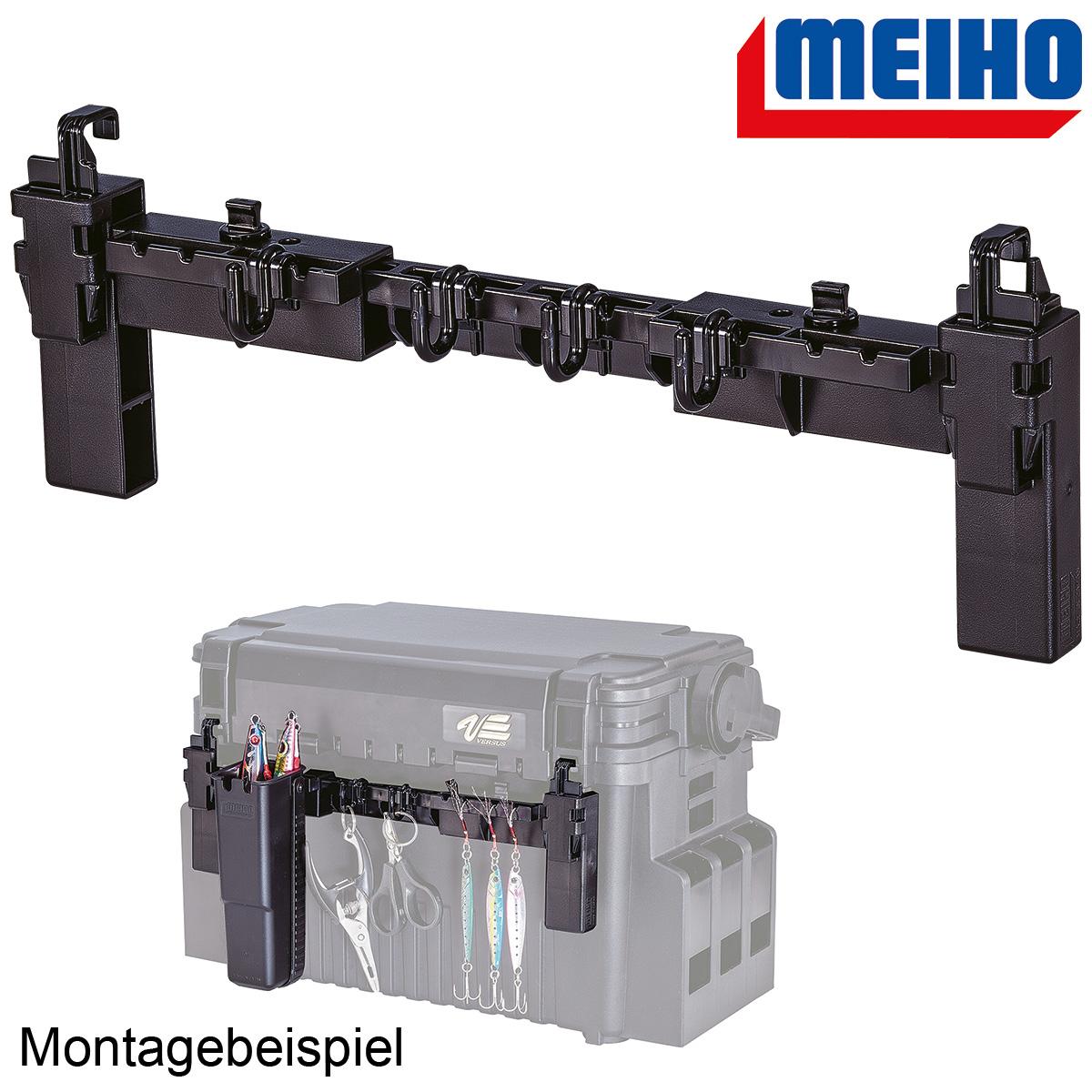 MEIHO Multihanger BM Hakenleiste für Meiho Boxen