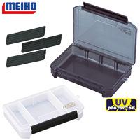 MEIHO Versus VS-3010 NDM schwarz-klar oder weiß-klar