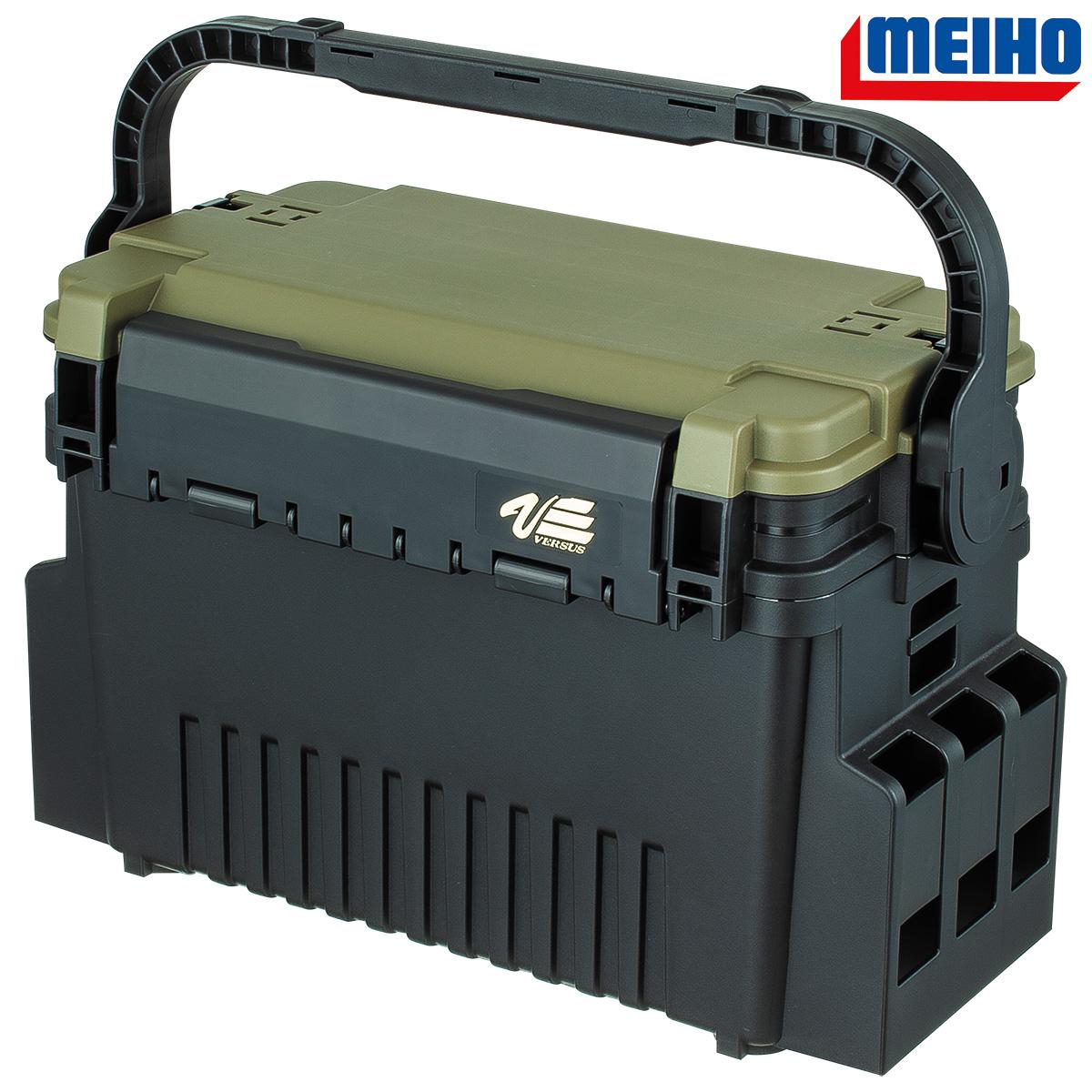 MEIHO Versus VS-7070N mit Handle Stopper Angelkiste