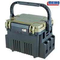MEIHO Versus VS-7080N mit Handle Stopper Angelkoffer