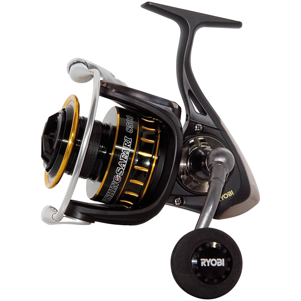 RYOBI Fishing SAFARI Serie 4500, 5500, 6500 & 8500